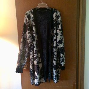 Plus Size Super Soft Long Cardigan Size 22/24
